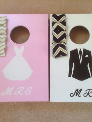 Mr & Mrs mini game