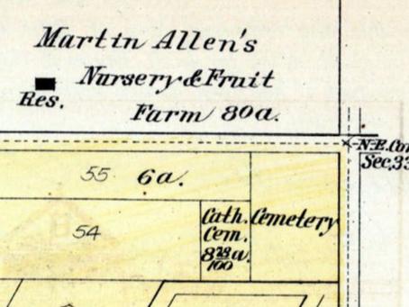 "1887 Cemetery ""Vanished"""