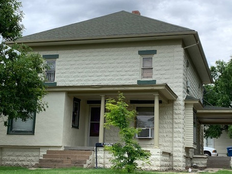 Grand home built on Boot Hill