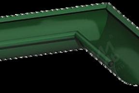 Угол желоба внутренний D125 или D150