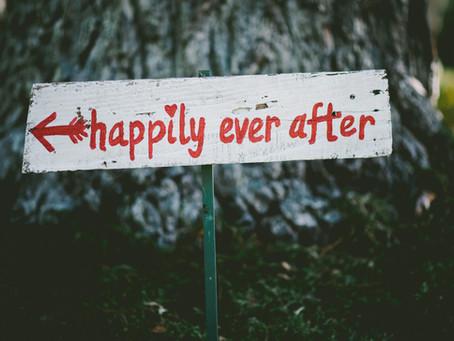 """Il tuo """"vissero felici e contenti"""""""