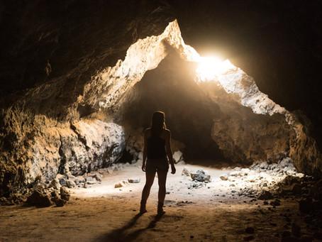 Nella caverna c'è sempre un'opportunità da cogliere