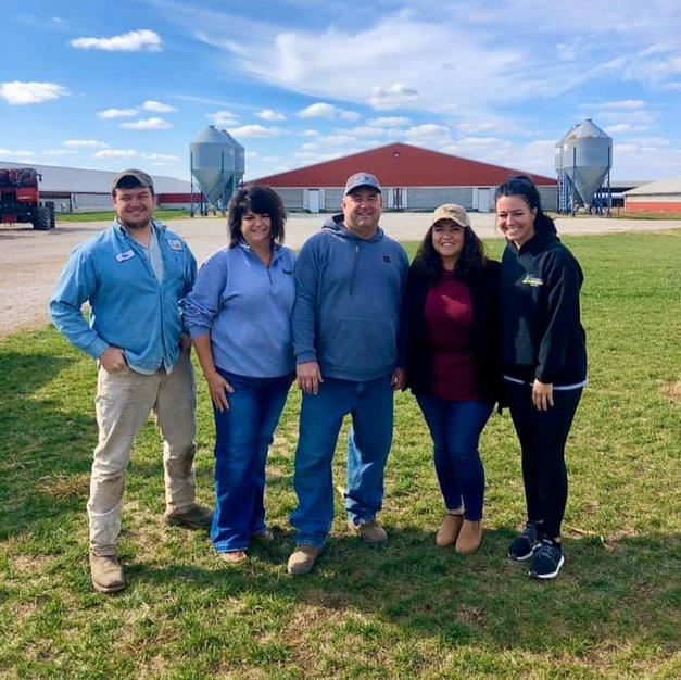 Thompson Family Farms w/ Adopted State Rep.