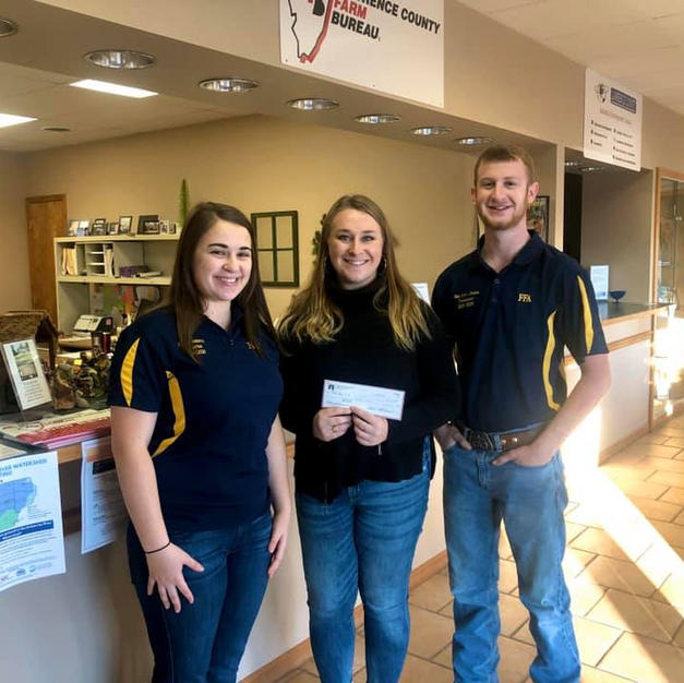 LCFB Donates to Meals of Hope
