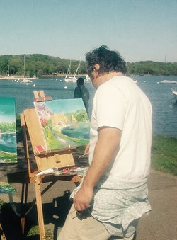 Lake Harriet - Painting