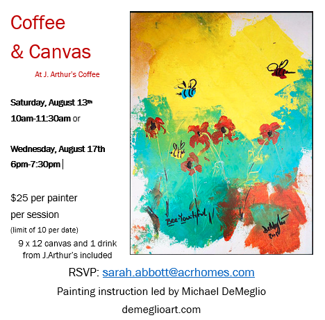 coffee and canvas class
