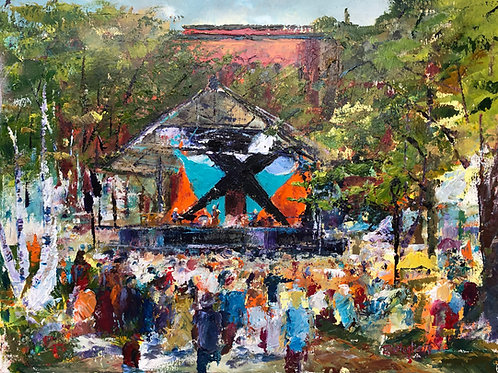 Mears Park Jazz Fest
