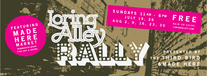 Loring Alley Rally- August 2nd