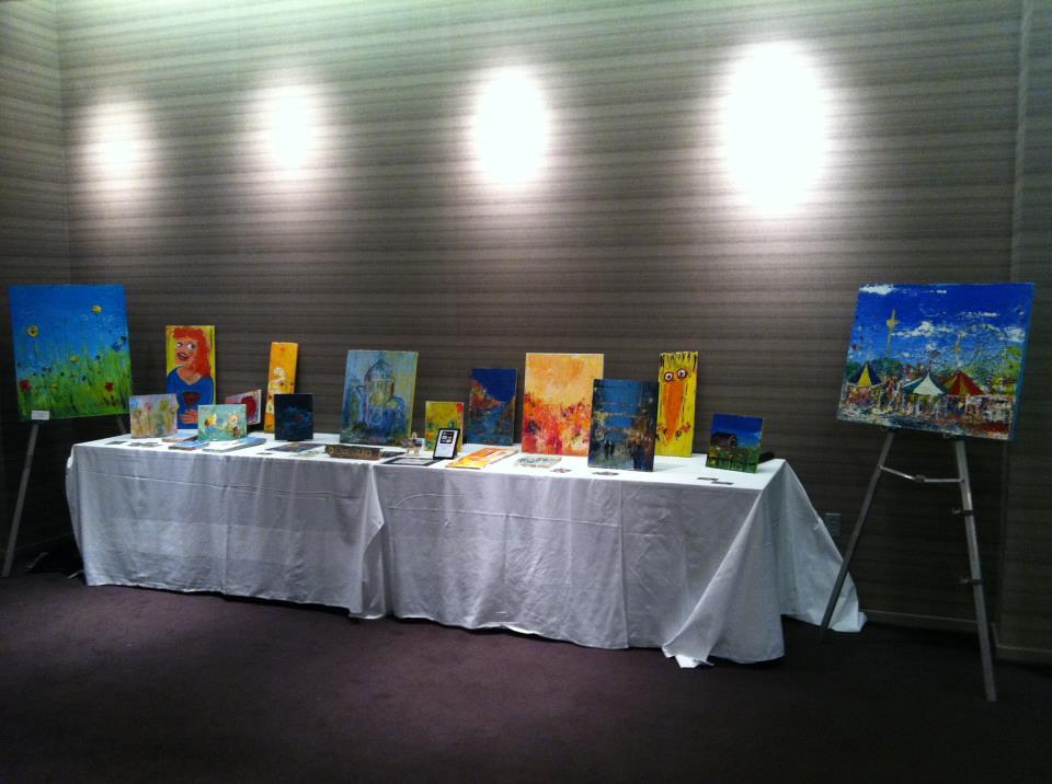 Envision Art show