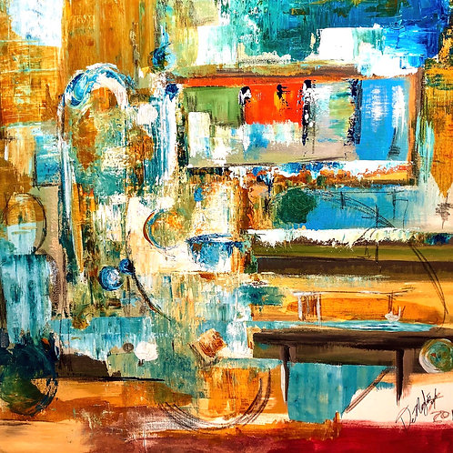 Appetence (SOLD)