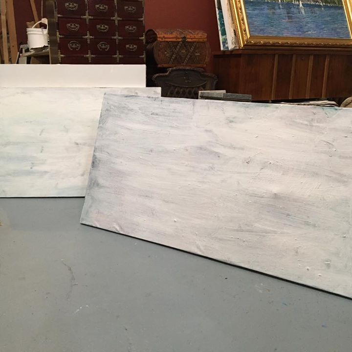 Primed Canvases