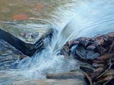 Potok v Úholičkách