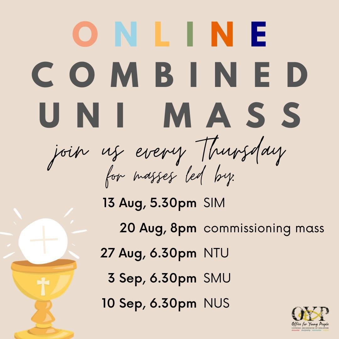 Combined University Mass