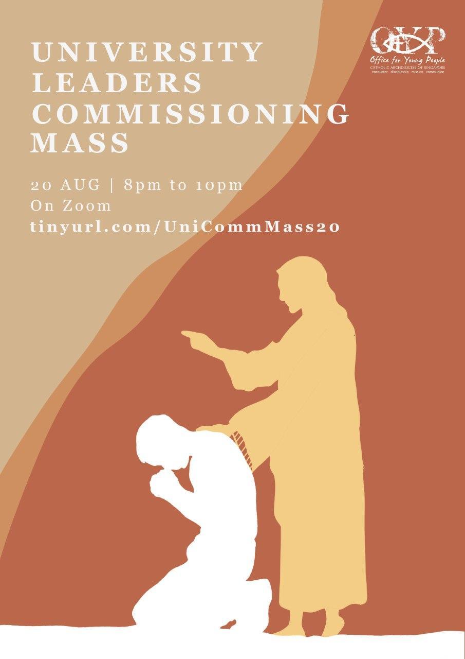 University Leaders Commissioning Mass