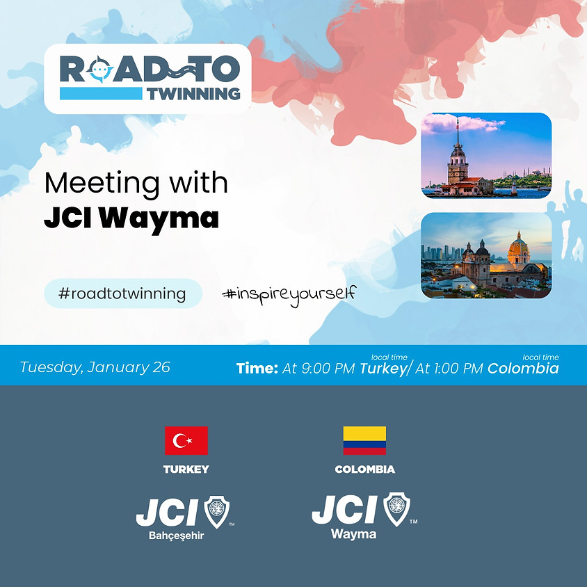 JCI Bahçeşehir - JCI Wayma Kolombiya