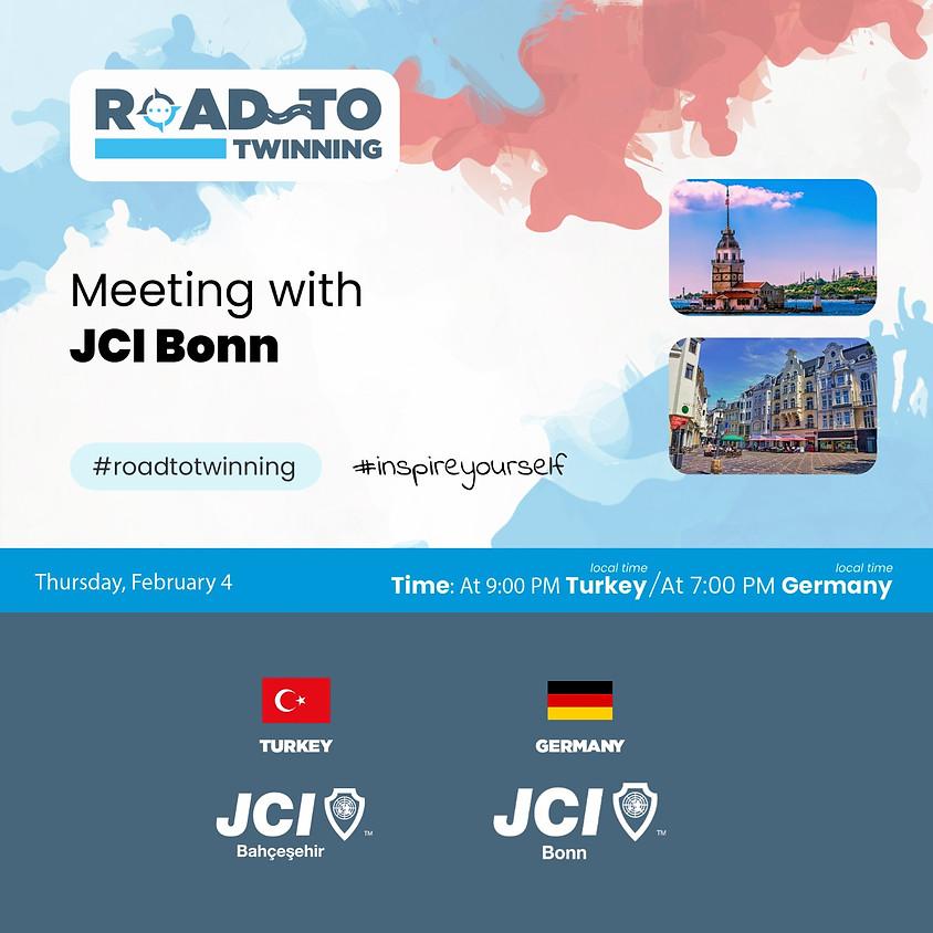 JCI Bahçeşehir & JCI Bonn