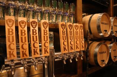 Windsor - Bar Close Up