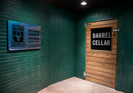 Barrel Cellar Exterior