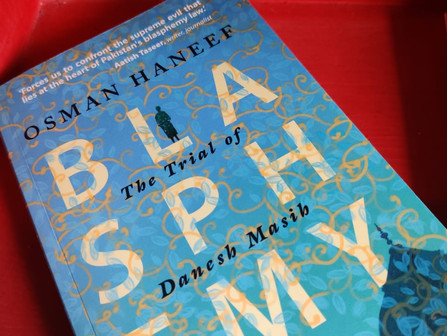 In conversation with Osman Haneef the author of Blasphemy - The trial of Danesh Masih