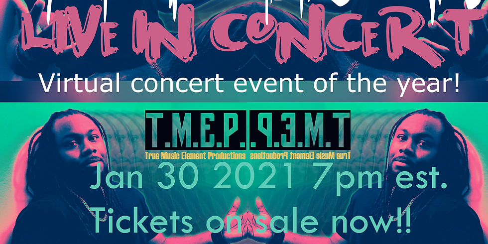 Drex ltg virtual concert