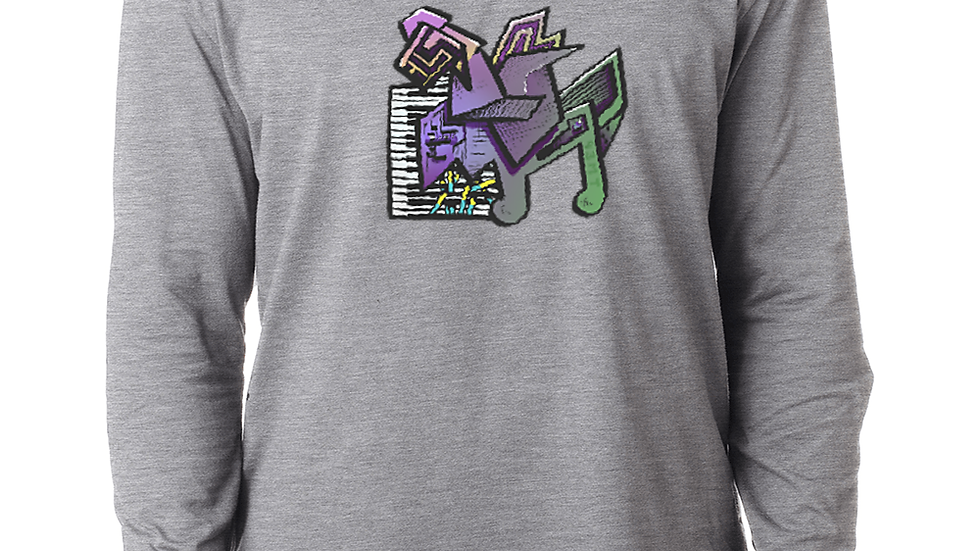 Triblend Long-Sleeve (Its Just Different)