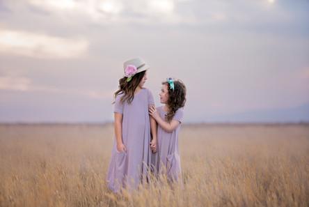sisters, nature, commercial, natural light, joyfolie, london bridges clothing