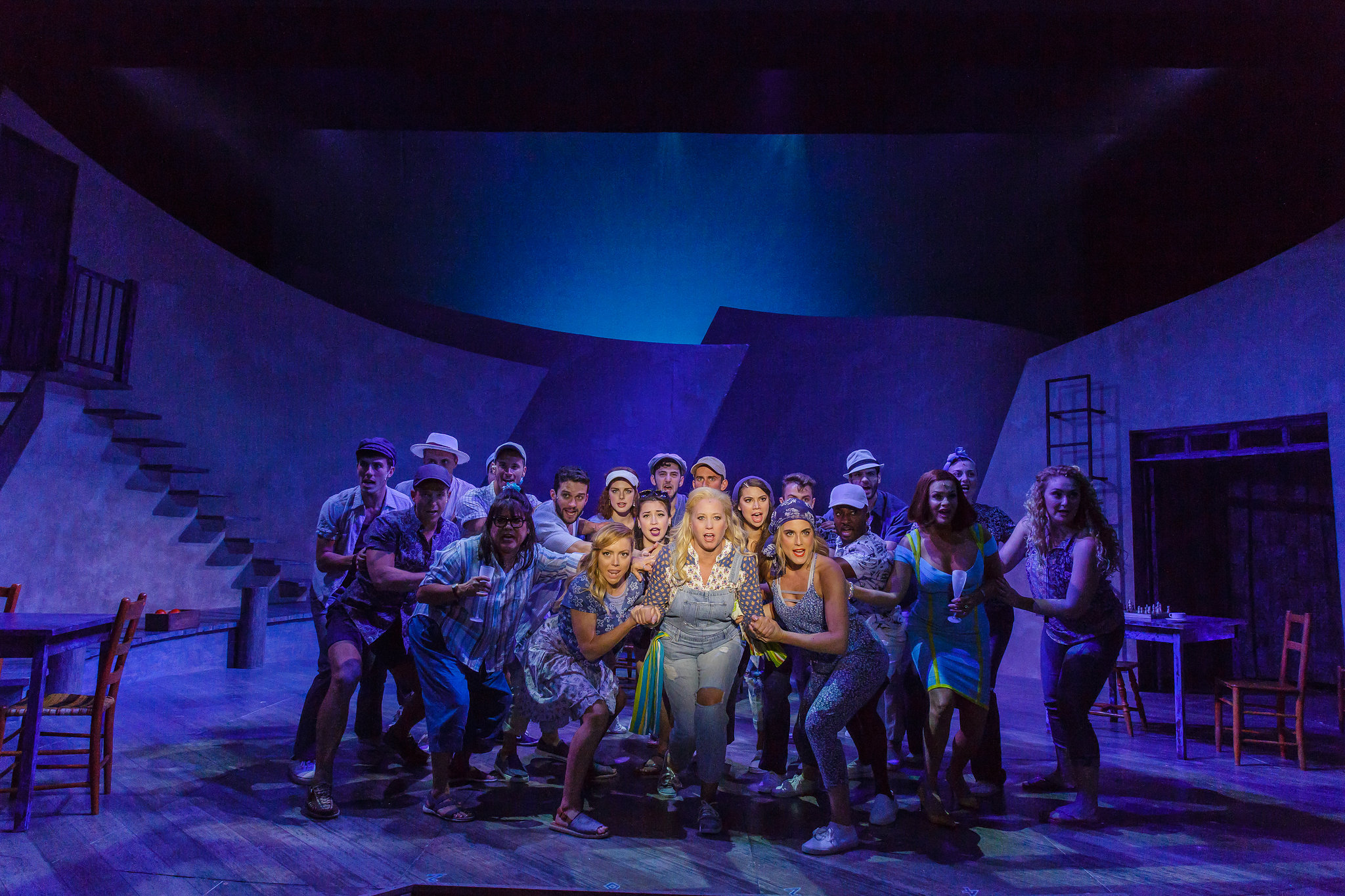 Mamma Mia!- Merry-Go-Round Playhouse