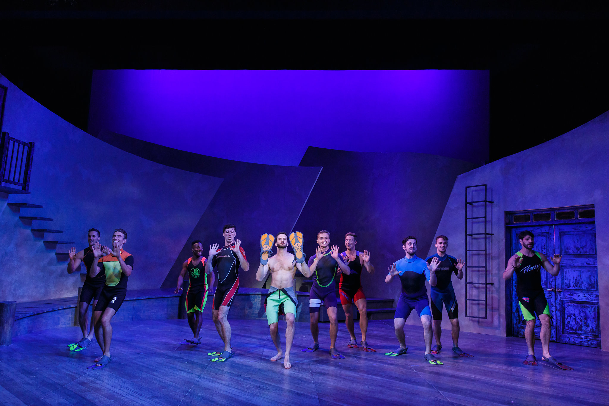 Mamma Mia! -Merry-Go-Round Playhouse