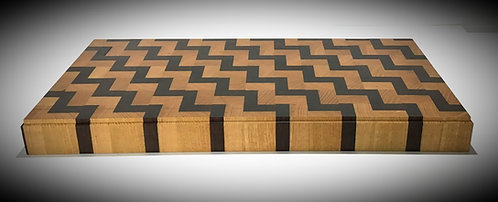 Zig Zag Cutting Board-SOLD but can custom make within 7 days