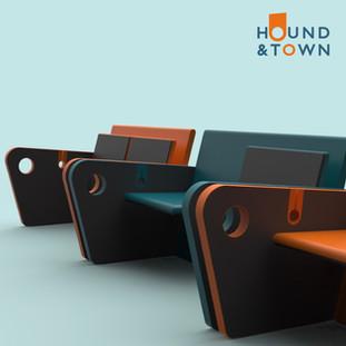 HOUND & TOWN