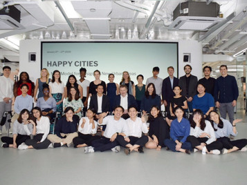 Happy Cities: A New Model for Designing New Urban Areas Workshop