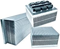 ETRONICS - Air Cooled Heat Sinks