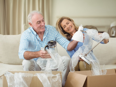 Ten Tips To Downsize and De-Stress Your Move
