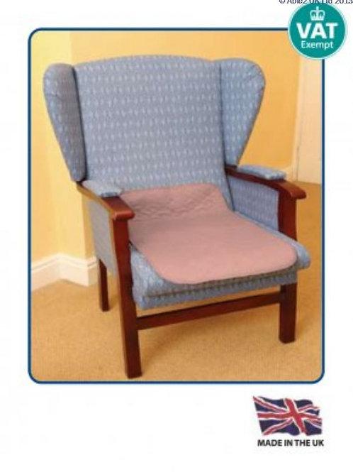 Kylie Chair Pad - 50 x 50cm - Black