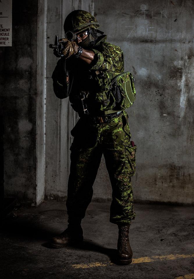 QOR Paratrooper