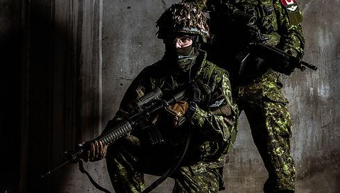QOR Rifleman