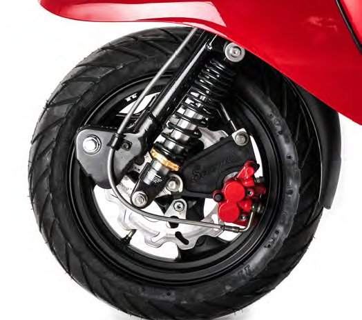 Scomadi TT200 Front Wheel Fire Red.png