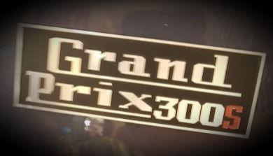 Royal Alloy GP300s badge
