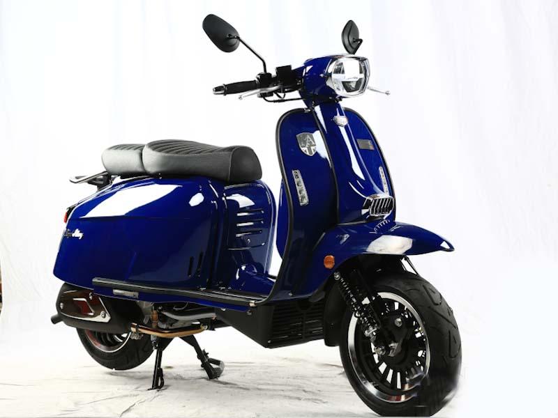 Royal alloy GP300 Blue ed