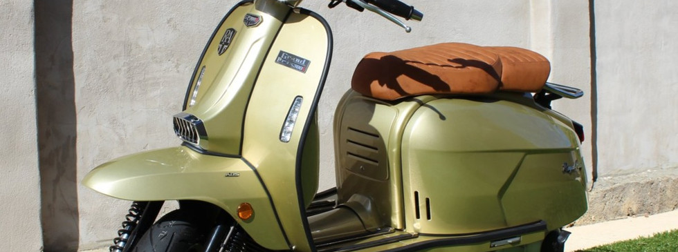 Royal Alloy GP300 - Lime Gold