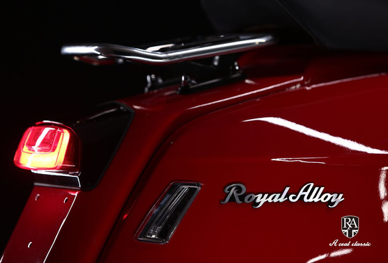 Royal Alloy GP200 - Red