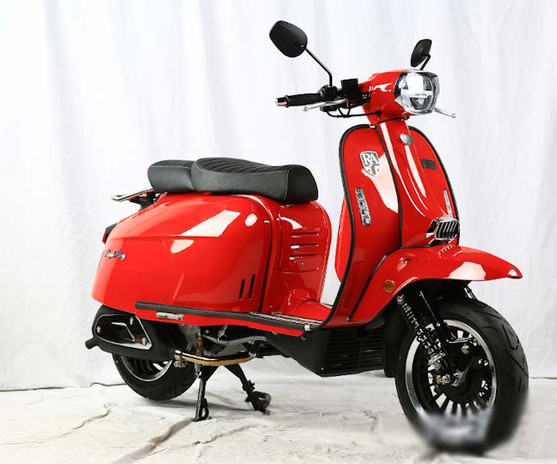 GP 300 Flame Red
