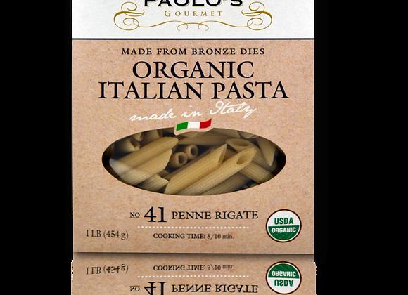 Organic Bronze Die Penne Rigate