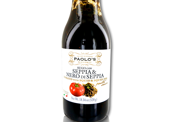 Sugo Pronto Nero Seppia ( Squid )