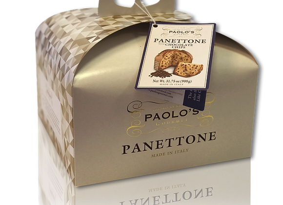 Panettone with Choccolate Chip