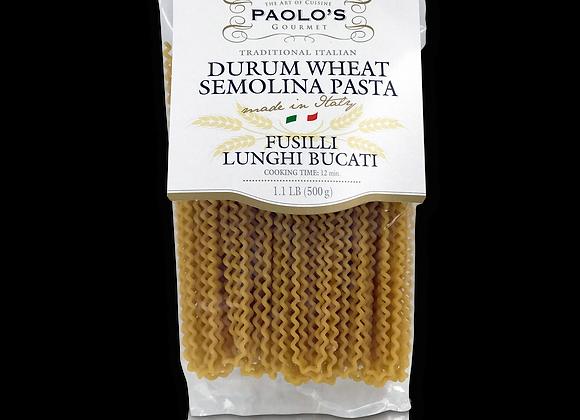 Semolina Pasta Fusilli Lunghi