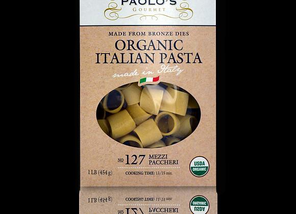 Organic Bronze Die Mezzi Paccheri