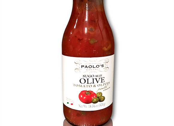 Sugo Pronto Olive
