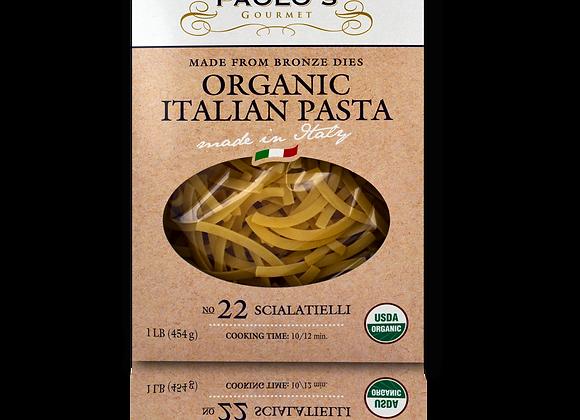 Organic Bronze Die Scialatielli
