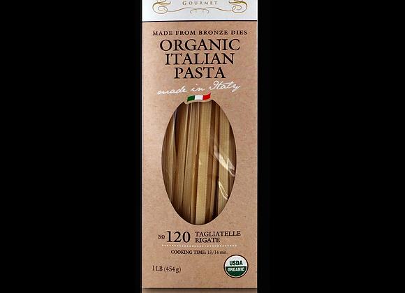 Organic Bronze Die Tagliatelle Rigate